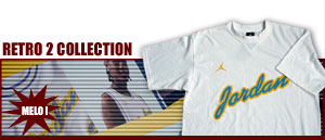Carmelo Wing Retro T-Shirts